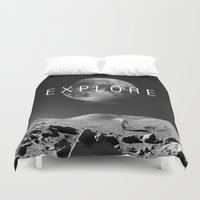 explore Duvet Covers featuring EXPLORE by openact
