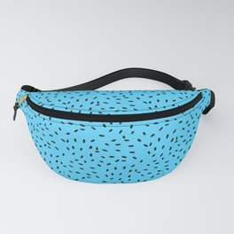 Strawberry Seeds | Blue Fanny Pack