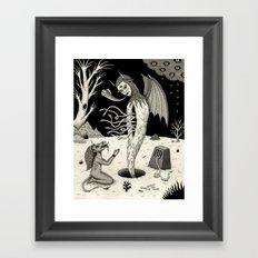 Arisen Framed Art Print