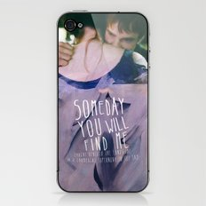 Champagne Supernova iPhone & iPod Skin