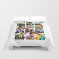 doctor who Duvet Covers featuring Doctor Who? by threehares