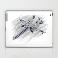 In A Galaxy Not Far Away Laptop & iPad Skin