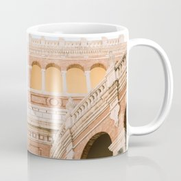 Spanish architecture in Valencia Spain | Pastel fine art photography print travel art Coffee Mug
