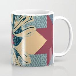 Pysanky - Figs geometric and doodle Coffee Mug