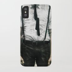 abyss of the disheartened VIII iPhone X Slim Case