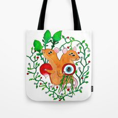 Eye keepers Tote Bag