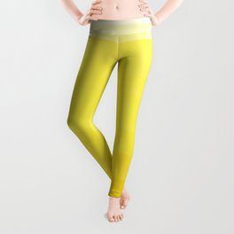 Yellow Ombre Leggings