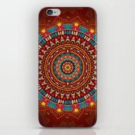 Crystalline Harmonics - Tribal iPhone Skin