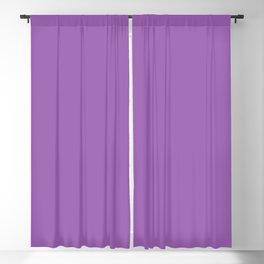 Declaration of Spring ~ Violet Blackout Curtain