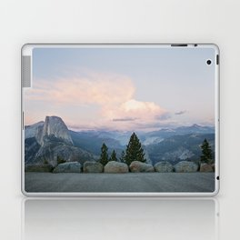 Half Dome at Sunset Laptop & iPad Skin