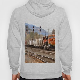 TRAIN YARD Hoody