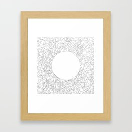Exterior Framed Art Print