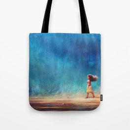 I Have Crossed the Horizon to Find You Tote Bag