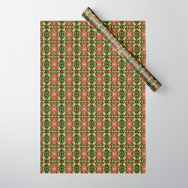Ferns Wrapping Paper