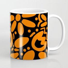 Beautiful Orange Otomi Coffee Mug