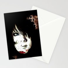 Dark Thoughts Might Bring Us Together Again Stationery Cards
