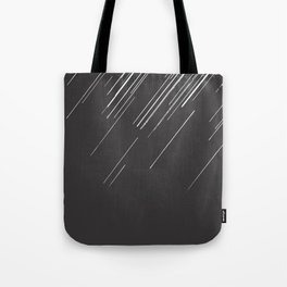 Geminid meteor shower #society6 #decor #buyart Tote Bag
