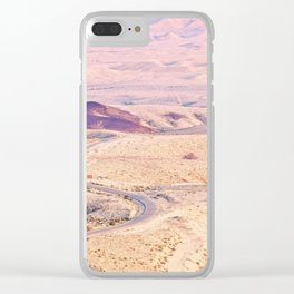 desert Clear iPhone Case