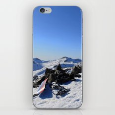 Mt Tallac iPhone & iPod Skin