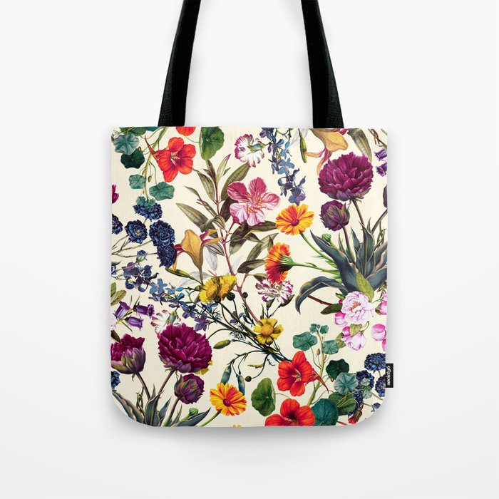 Magical Garden V Tote Bag