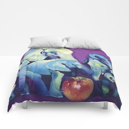 Elephat's Soccer Comforters
