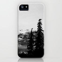Sombre iPhone Case