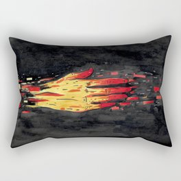 it sets me on fire Rectangular Pillow