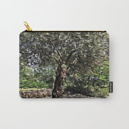 Tree of Geometry Carry-All Pouch
