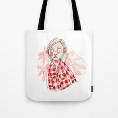 RED SHIRT Tote Bag