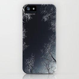 Aspen Storm iPhone Case