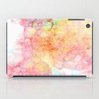 bubbles iPad Cases featuring Bubbles by emilie