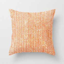 Stockinette Orange