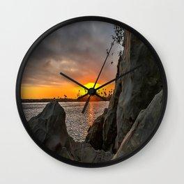 Distant Dream - Pirates Cove Wall Clock
