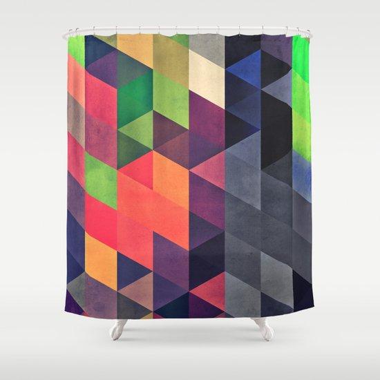 sylytydd Shower Curtain