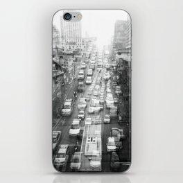 Traffic, Bangkok iPhone Skin