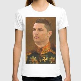 ronaldo - Replace face T-shirt
