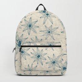 sema cream blue Backpack