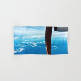 Above the Clouds Hand & Bath Towel