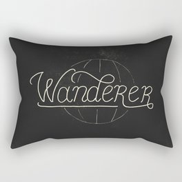 Wanderer Rectangular Pillow