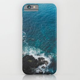 Blue Gem of Hawaii iPhone Case