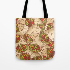 Burritos Tote Bag