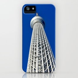 Skytree iPhone Case