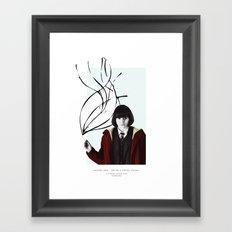 Jordana Bevan Framed Art Print