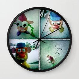 La patate Wall Clock