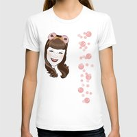 bubble T-shirts featuring Bubble by AnnaCas