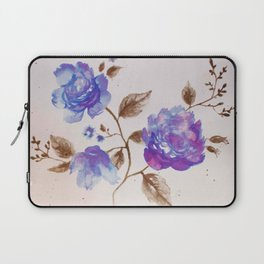 Blue Roses Laptop Sleeve
