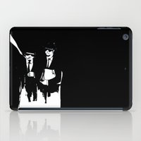 blues brothers iPad Cases featuring blues brothers by serenita