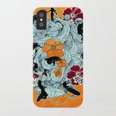 Waves Slim Case iPhone X