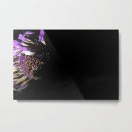 Purple Elegance Metal Print