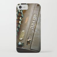 writer iPhone & iPod Cases featuring Writer  by Rick Staggs